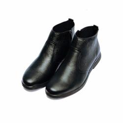 Giày da cổ lửng đế tăng chiều cao 6cm trẻ trung, năng động
