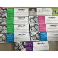 Kem đánh răng Organic People 3 lần trắng