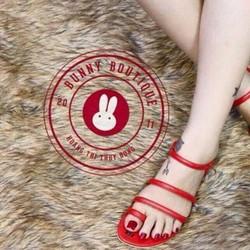 Giày sandal nữ cực xinh đủ màu