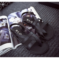 sandal nữ xỏ ngón cá tính - SD9