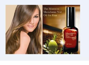 Dầu dưỡng tóc Macadamia nuts Oil 2
