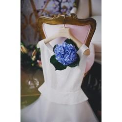 Đầm dự tiệc ren voan Zara