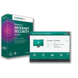 Phần mềm diệt virus Kaspersky Internet Security - Box Chính hãng