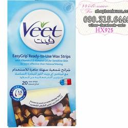 Miếng dán wax lông VEET - HX925