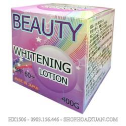 Kem Dưỡng Da Body Beauty Whitening lotion nhật bản - HX1506