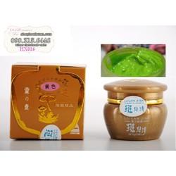 kem sâm trị nám dưỡng trắng lulanjina nhật bản trà xanh - HX016