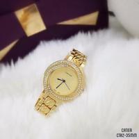 Đồng hồ Cartier đá xoay cá tính