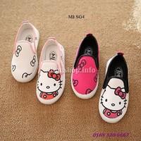 Giày lười Kitty cho bé gái từ 1-15 tuổi SG4