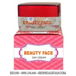 Kem dưỡng da trị mụn mặt ban ngày Beauty Face nhật bản  - HX1503