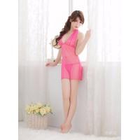 Váy Xinh Hoa Ren Ngực - MS148