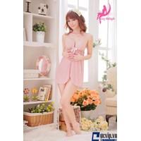 Váy Ngủ Sexy Nâu Gợi Cảm - MS59