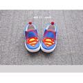 Giày siêu nhân cho bé trai 1-4 tuổi T3 XANH