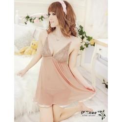 Váy Ngủ Siêu Mỏng Thiên Thần Sexy - MS33