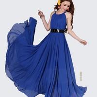Đầm maxi thướt tha ấn tượng,tôn vinh dáng kiêu sa cho các buổi tiệc