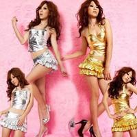 Váy Sexy Ánh Kim - MS336