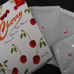 Tắm trắng dâu cherry white