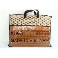 Chiếu mây Kiko Việt nam 1m6 tặng kèm vỏ gối