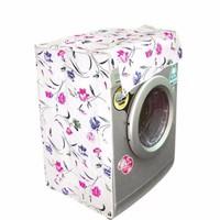 Bọc Máy Giặt Loại Dày Đẹp Cửa Ngang Hàng Nhật