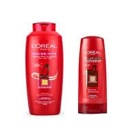 Bộ chăm sóc tóc nhuộm LOréal Color Vive Protecting Gội 330ml–Xã 170ml