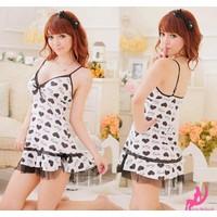 Váy Ngủ Gợi Cảm Dây Cute MS283