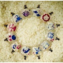 Nghệ thuật khắc chữ hạt gạo