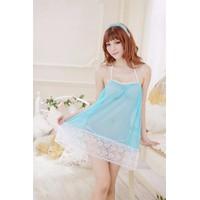 Đồ Ngủ Nữ Dễ Thương Vạt Hoa Tuyết MS466