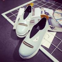 Giày bánh mì hình cá mập Mã: GC0049 -XÁM