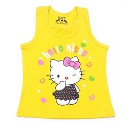 Áo thun ba lỗ mèo Hello Kitty