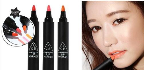 Son bút lông Lip Marker 4