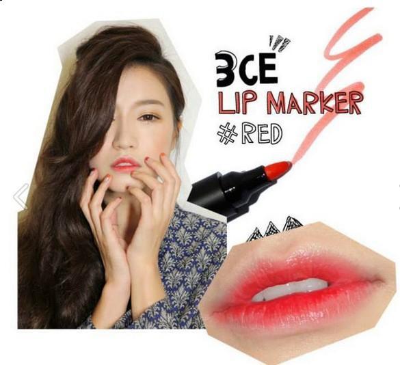 Son bút lông Lip Marker 3
