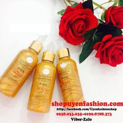Gel lột trắng da mặt và body vàng 24k Collagen Kiss Thái Lan-MP551