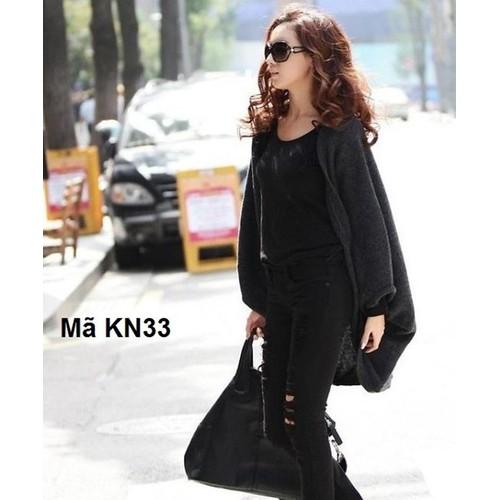 Áo khoác len nữ KN33