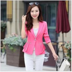 Hàng nhập - Áo khoác thời trang Hàn Quốc H072