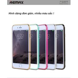 Ốp viền phone 6 Plus REMAX Halo Metal Bumper khóa gài