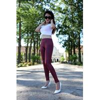 quần legging dài lưng cao
