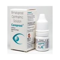 Tinh chất kích thích dài mi Careprost