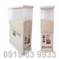 Thùng đựng gạo thông minh Rice Dispenser 12kg