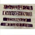 Dây nịt bản to Moschino