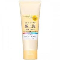 Sữa rửa mặt Shiseido Aqualabel vàng chống lão hóa