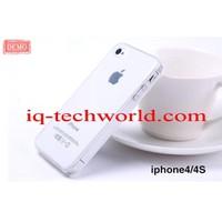 ỐP SIÊU TRONG SUỐT, MẶT LƯNG CHỐNG TRẦY, CHỐNG TRƯỢT iPhone 4
