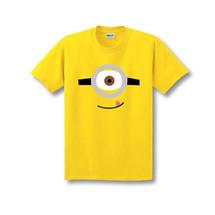 Áo thun họa tiết minions 2015