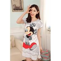 Váy Dễ Thương Mickey Ngôi Sao - MS93