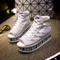 Giày bánh mì dạo phố seven plus Mã: GT0021 - XÁM