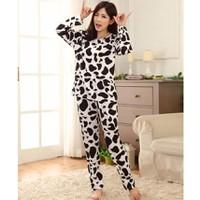 Đồ Bộ Dễ Thương Cow - MS396