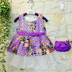 Đầm Ren Kèm Túi Giảm Giá Cực Sốc