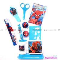 Bộ 9 món - SUPER MAN