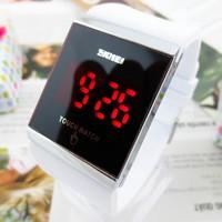 Đồng hồ Unisex Skmei min D0491-DHA156 - Cảm ứng - Trắng