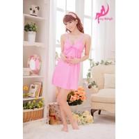 Đầm Ngủ Sexy Giá Rẻ Midnight Hot MS497