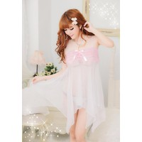 Váy Ngủ Gợi Cảm Giá Rẻ Cánh Tiên MS496