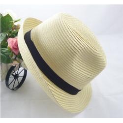 Nón mũ phớt cao bồi cói nam vành rộng thời trang K7946